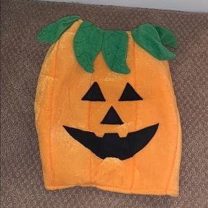 Dog Pumpkin Costume Size M